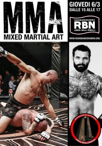 Rbn Bologna: MMA – Mixed Martial Arts