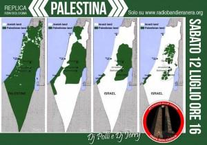 locandina Palestina Sara
