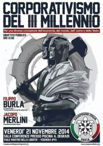 [Podcast] Conferenza a Voghera (Pavia) Corporativismo del terzo millennio
