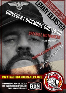 [Podcast] RBN Varese – Speciale Motorhead