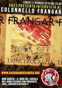 [Podcast] RBN Varese – Intervista al Colonnello Frangar