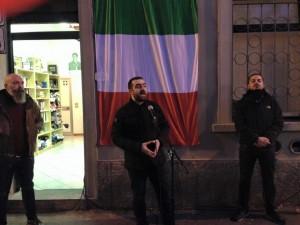 Firenze, intervista a Saverio Di Giulio