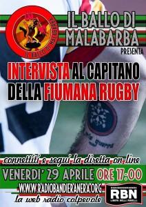 Intervista al Capitano della Fiumana Rugby