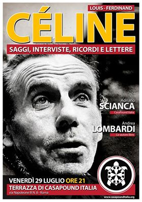Podcast: Conferenza Céline, 29 – 07 -2016