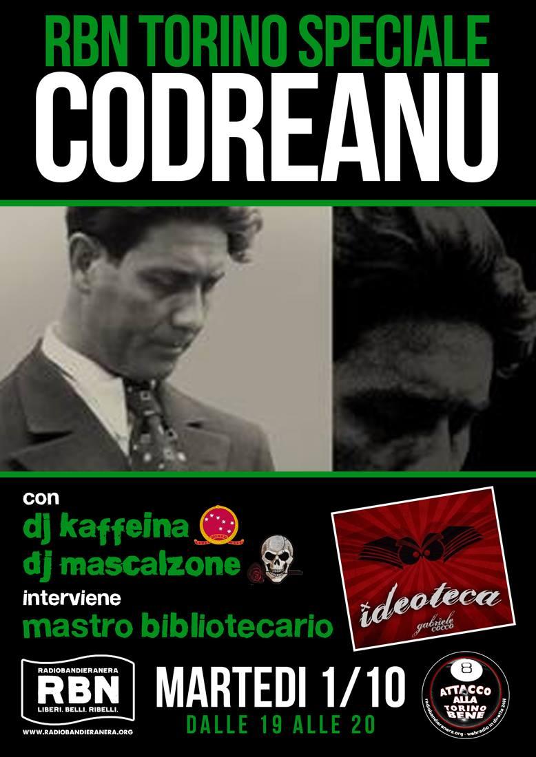 RBN Torino - Speciale Codreanu