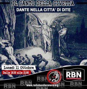 Il Canto della Civetta – Dante nella città di Dite