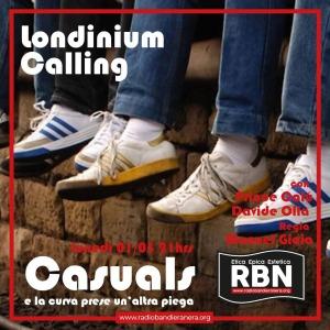 Londinium Calling – Casuals