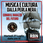 Musica e Cultura: Conan il ragazzo del futuro