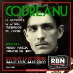 RBN Cagliari: Codreanu - Lettere Studentesche dal Carcere