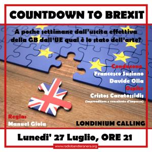 Londinium Calling – Brexit