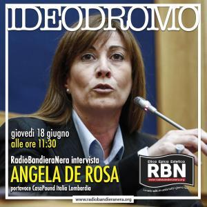 RBN Ideodromo – Angela De Rosa