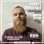 FRONTE ORIENTALE UDINE  - BUTTUS 18/02/21