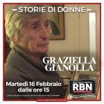 Storie di Donne: Graziella Gianolla