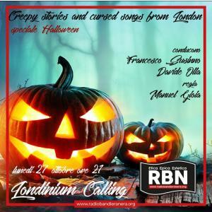 Londinium Calling – Halloween