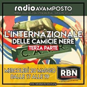 Radio Avamposto – Internazionale e Camicie Nere 3
