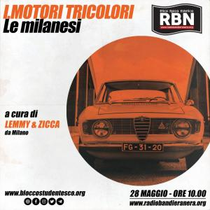 Motori Tricolori – Le Milanesi,