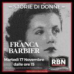 Storia di Donne: Franca Barbier