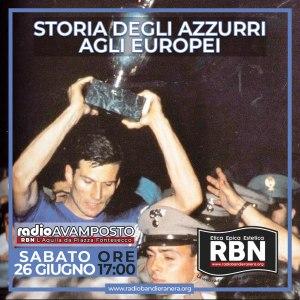 RadioAvamposto – Storia degli Azzurri agli Europei