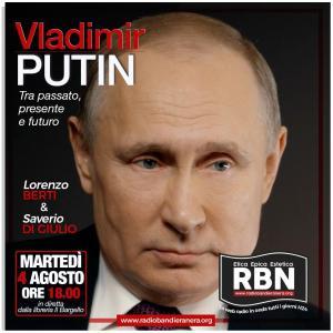 RBN Firenze – Vladimir Putin