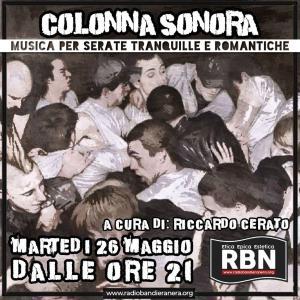 Colonna Sonora – Musica per serate romantiche
