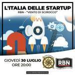 """L'ITALIA DELLE STARTUP - RBN """"Vento di Scirocco"""""""