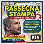 Rassegna Stampa Simone Di Stefano 25 Maggio