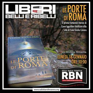 Libri, belli e ribelli – Le porte di Roma