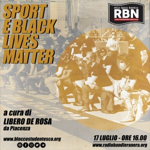 Sport e Black Lives Matter – Blocco Piacenza