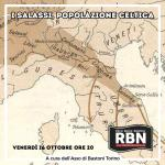 RBN TORINO - I SALASSI, POPOLAZIONE CELTICA