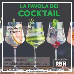 La favola del cocktail  – Blocco Trieste
