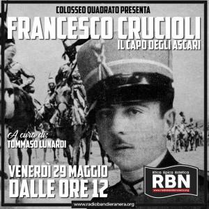 Colosseo Quadrato – Francesco Crucioli