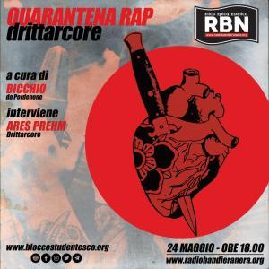 Blocco Pordenone – Quarantena rap, Drittarcore