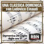 Classica Domenica con Ludovico Einaudi