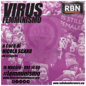 Virus Femminismo – Blocco Studentesco La Spezia
