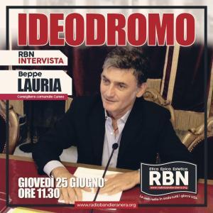 RBN Ideodromo – Intervista a Beppe Lauria