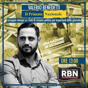 Il Primato Quotidiano – Valerio Benedetti