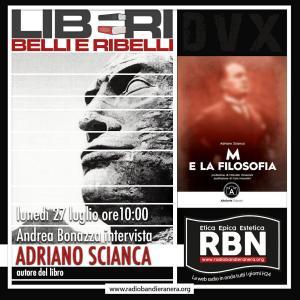 Libri, belli e ribelli – Adriano Scianca