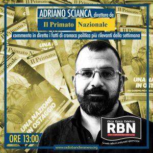 Il Primato Quotidiano – Adriano Scianca