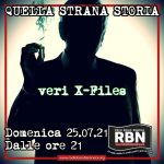 Quella Strana Storia - veri x-files