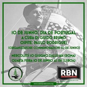 RBN Portugal – 10 DE JUNHO DIA DE PORTUGAL