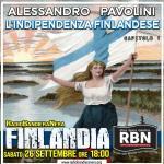 """Rbn Finlandia - XII puntata - """"L'indipendenza finlandese"""" di A. Pavolini (1. capitolo)"""