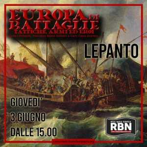 Europa di Battaglie – LEPANTO