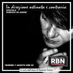RBN TORINO- FABRIZIO DE ANDRE'