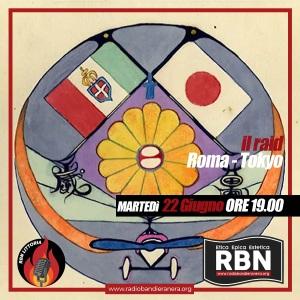RBN Littoria – Il raid Roma – Tokyo