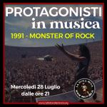 Protagonisti in Musica: 1991-Monster of Rock
