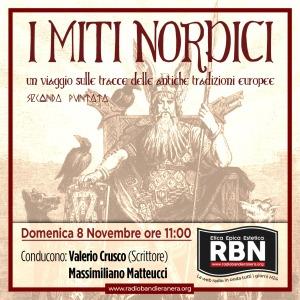 I Miti nordici - seconda puntata