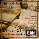 Londinium Calling - The real Gangs of London: quando la realtà supera la fiction (Parte 1)