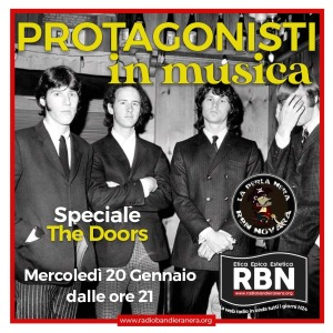 Protagonisti in Musica – The Doors