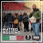 RBN TORINO - INTERVISTA A MATTEO ROSSINO