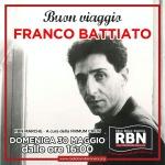 Buon viaggio, Franco Battiato